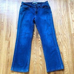 Levi's 529 Curvy Bootcut Jeans Size 12